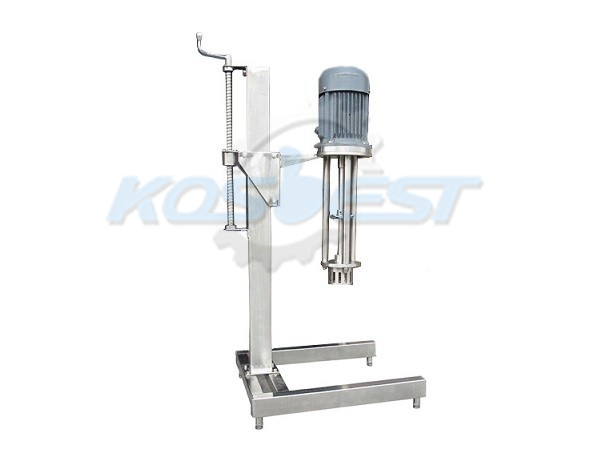 Movable Pneumatic Lifting Homogenizer