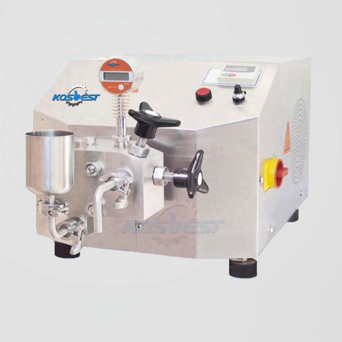 Kosbest Ultra High Pressure Nano Homogenzier for Milk Emulsion
