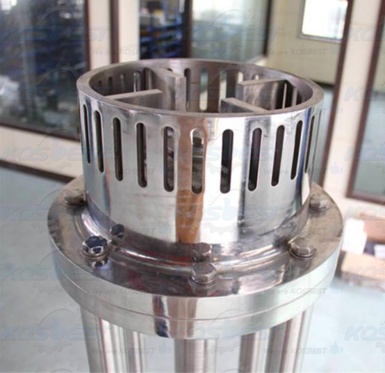 High Shear Low-Viscosity Mixer