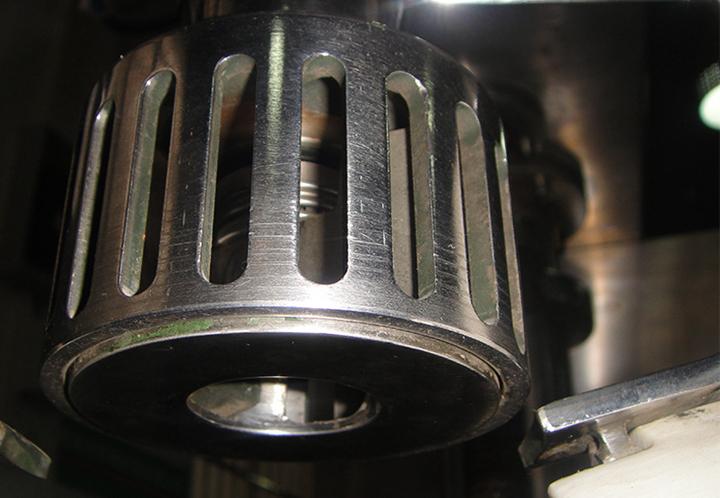 Lab Emulsifying Mixer Vacuum Homogenizer