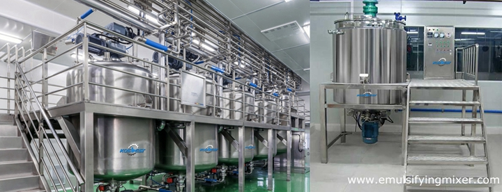 Project Image of Kos-L300 Liquid Washing Homogenizing Mixer