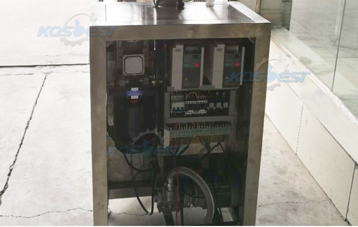 Control Box of Kos-J15 toothpast emulsifying tank