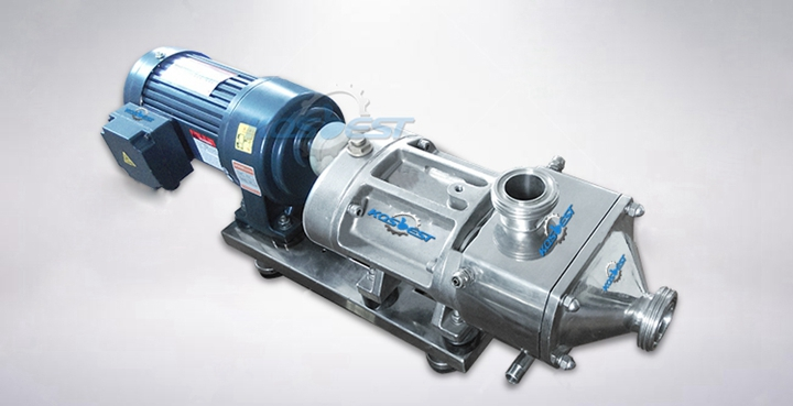 Product detail of Kos-02SLX Twin screw transfer pump