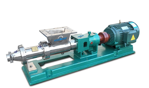 Product details of KOSBEST Stainless steel G-type screw pump